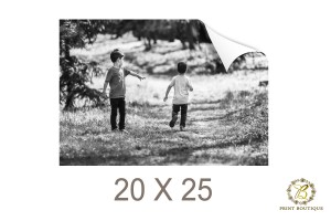 Stampa fotografica 20 x 25 cm