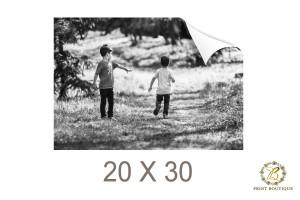 Stampa fotografica 20 x 30 cm